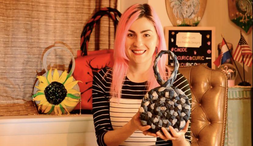 New York-based Croatian designer a finalist in Independent Handbag Design Awards