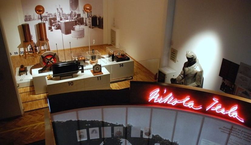 Nikola Tesla Museum opens for individual visits in Zagreb