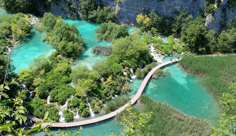 Brijuni & Plitvice Lakes national parks reopen for visitors on Monday