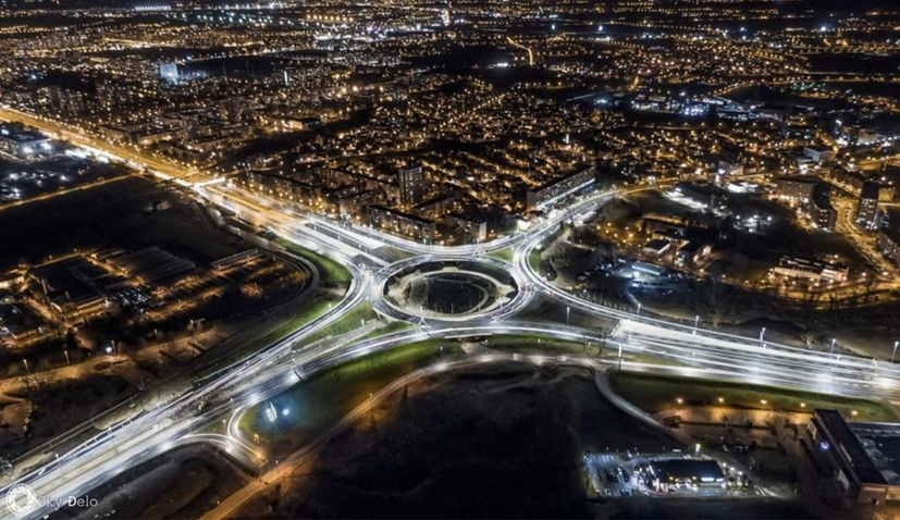 Zagreb roundabout officially inaugurated on Sunday