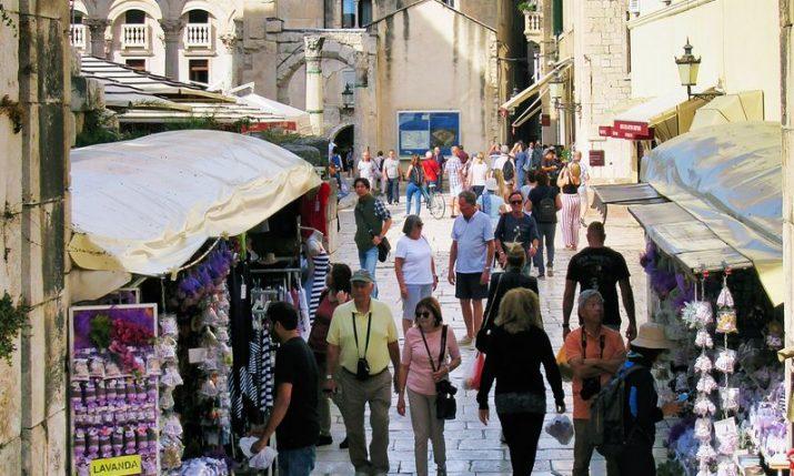 Tourists flocking to Croatia again – the 6 most popular destinations