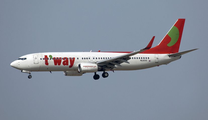 T'way Air first South Korean low-cost airline to fly to Croatia