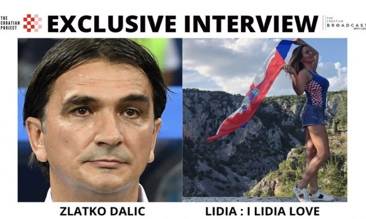 VIDEO: Zlatko Dalic talks to the Croatian diaspora