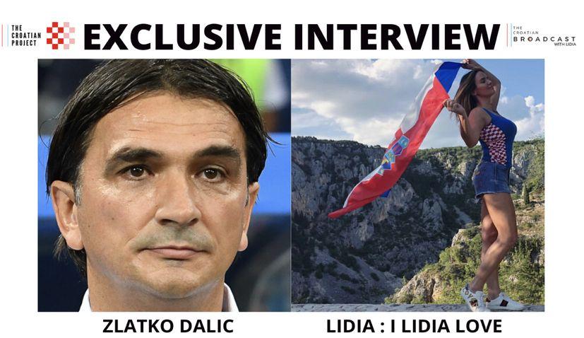 VIDEO: Zlatko Dalic talks to the Croatian diaspora
