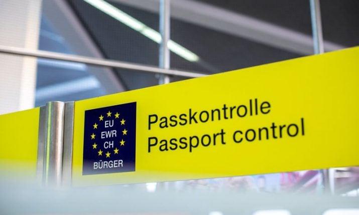 Croatian Minister says talks on cross-border travel underway