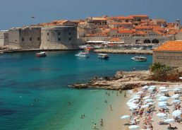 Over 200,000 tourists in Croatia as country removed from red zone