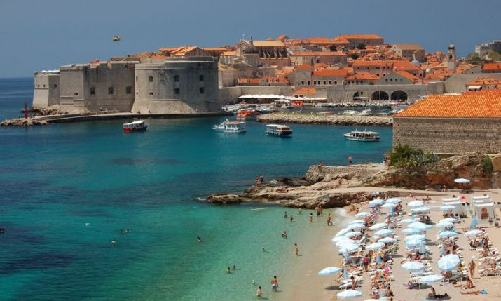 Croatia's H1 tourist trade equal to 30% of trade in same period 2019