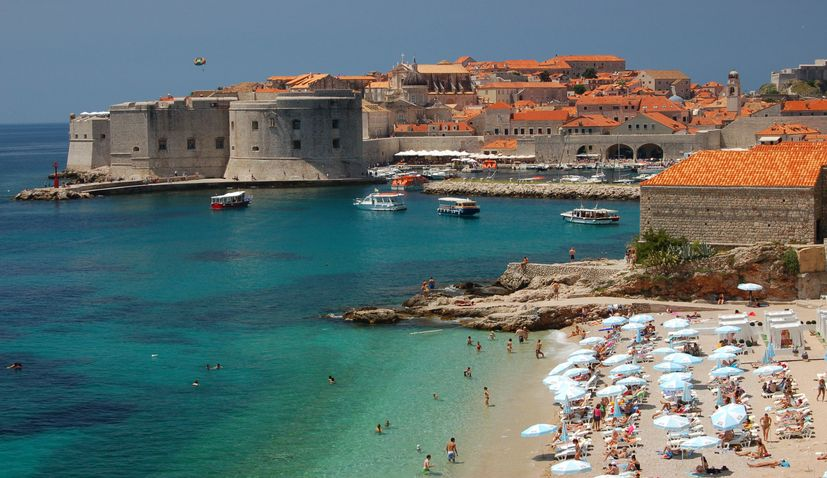 Croatia publishes recommendations for beachgoers