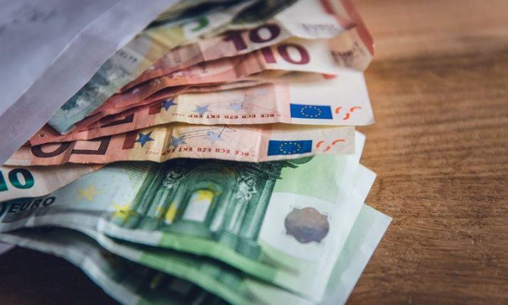 Croatia's gross international reserves reach €15.7bn
