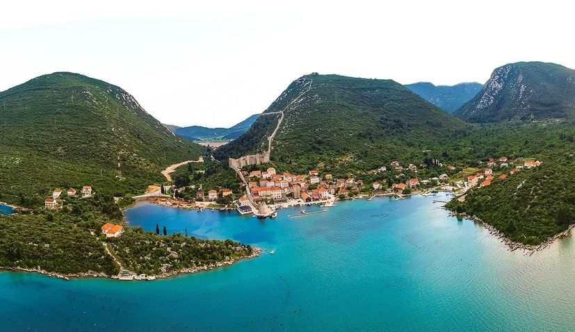 Croatian road included on 10 Best Driving Roads in North America list