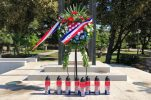 Wreaths laid for Croatian Statehood Day