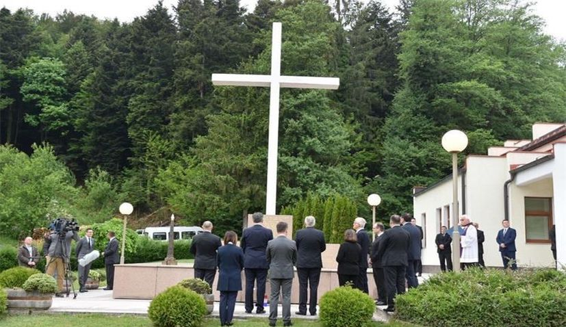 Croatian PM marks 75th anniversary of Way of the Cross