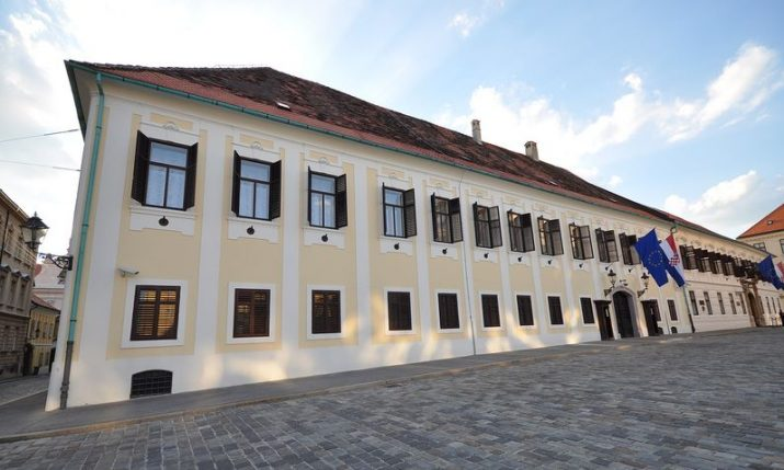 Croatian parliament marks its day