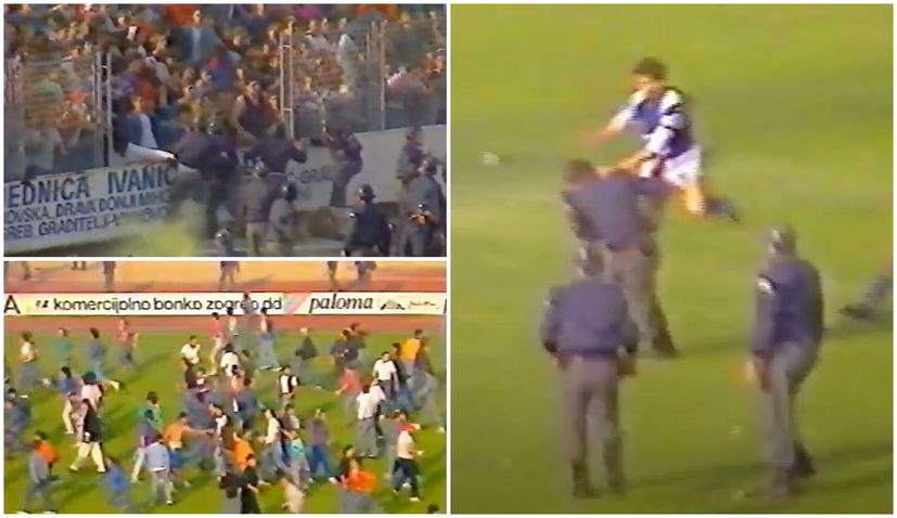 VIDEO: 30 years since the famous riot – Dinamo Zagreb remembers 13 May 1990