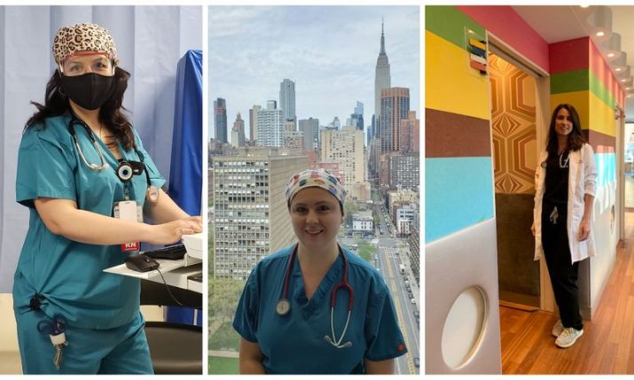 Meet Croatian healthcare workers on the frontline in America