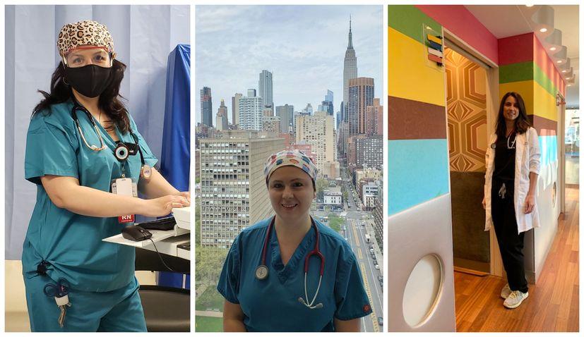 Meet Croatian healthcare workers on the frontline in America