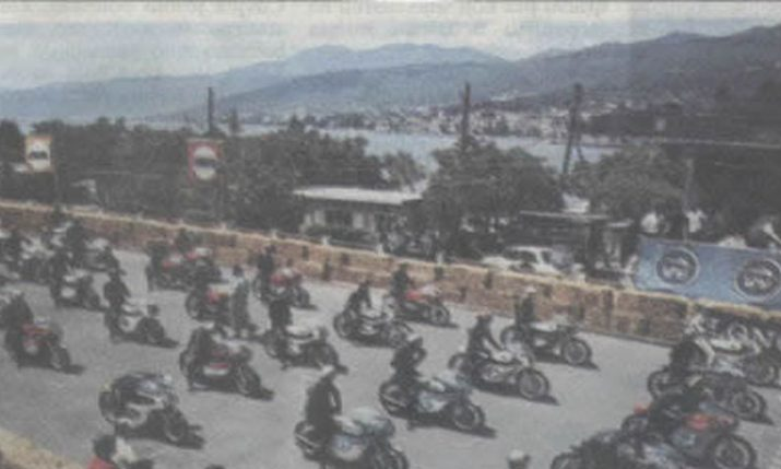 VIDEO: The long tradition of motor racing in Croatia's Kvarner region