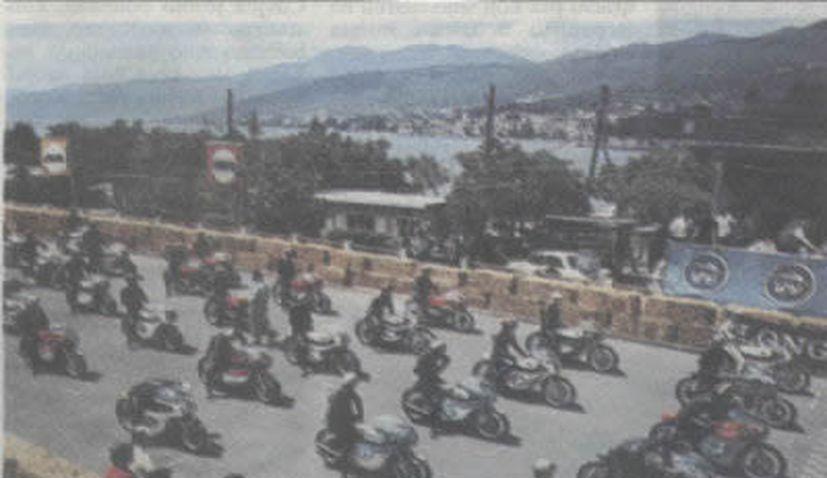 VIDEO: The long tradition of motor racing in Croatia's Kvarner region