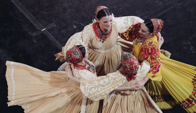 Croatian folklore ensemble LADO to perform free concert in Maksimir Park