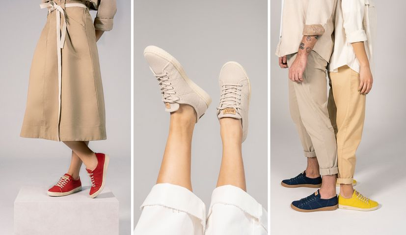 Made in Croatia: The brothers behind the super-ecological Miret sneakers selling around the world