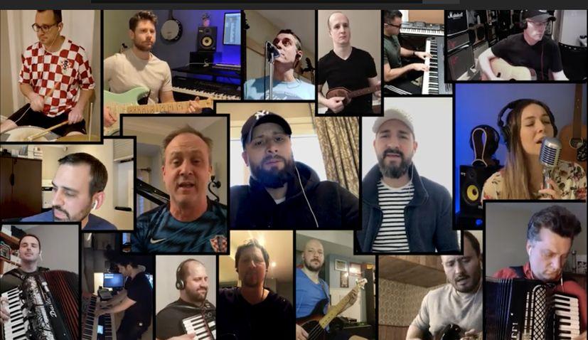 VIDEO: Canadian-Croatian musicians join for 'Prijatelji' collaboration