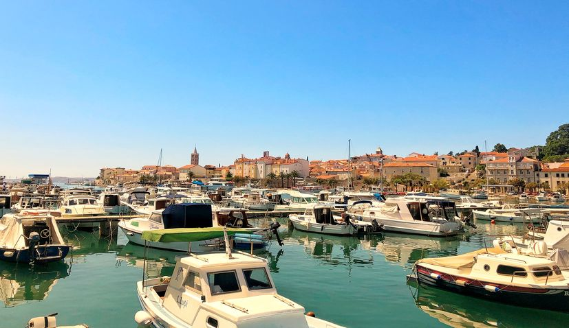 €2.6m reconstruction of fishing port on Rab launched