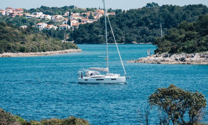 Yachts longer than 24 metres will be allowed to sail into Croatian ports
