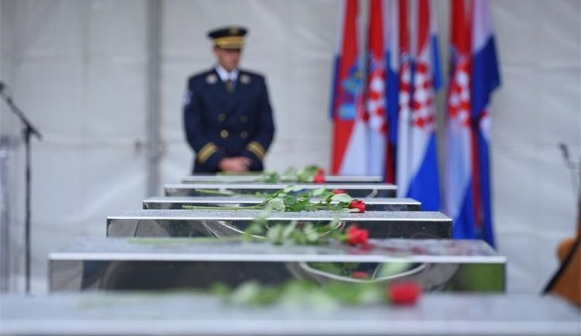 Zagreb rocket attack victims, pilot Rudolf Peresin remembered on Saturday