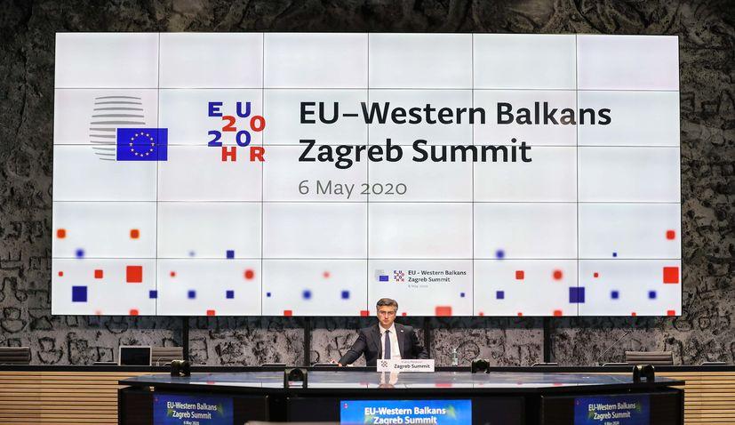 European Union adopts the Zagreb Declaration at virtual summit