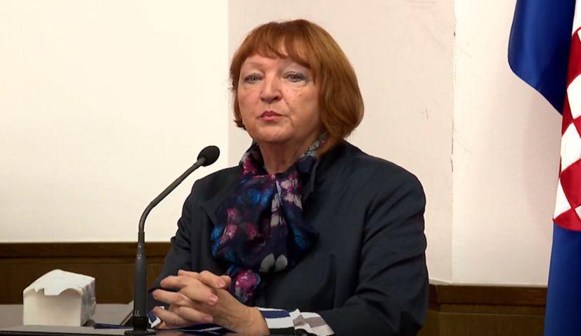Croatia gets first female Attorney-General