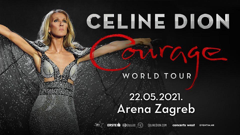 New Date Confirmed For Celine Dion S First Croatia Concert Croatia Week