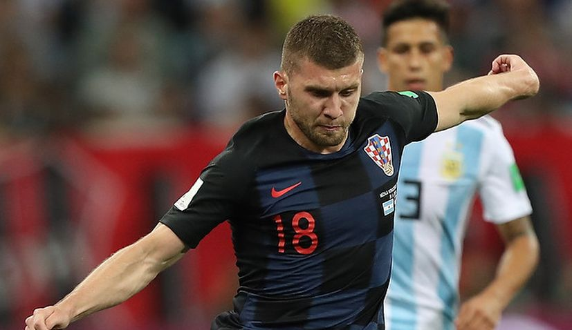 Ante Rebic nets again to become 3rd top goalscorer in Europe in 2020