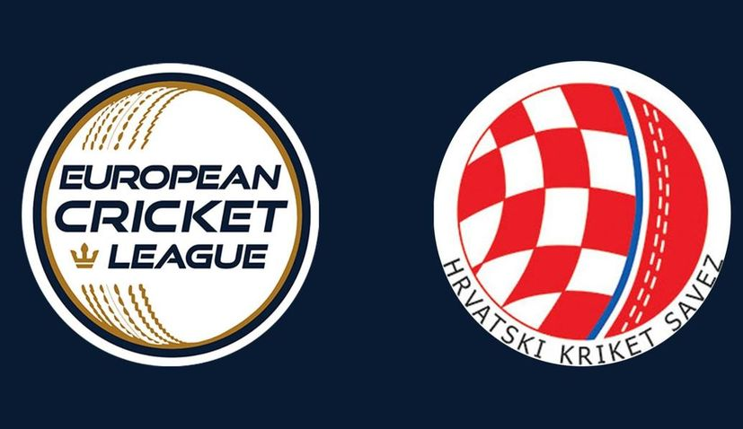 European Cricket League and Croatian Cricket Federation ink partnership deal