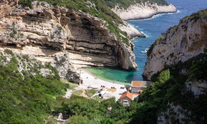 246,000 tourists currently holidaying in Croatia