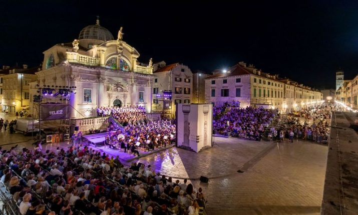 71st Dubrovnik Summer Festival opens on 10 July