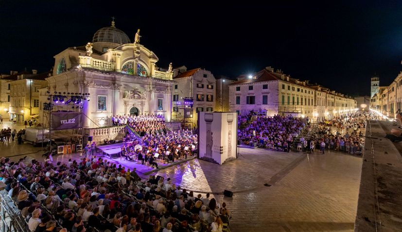 71st Dubrovnik Summer Festival opens on 10 July