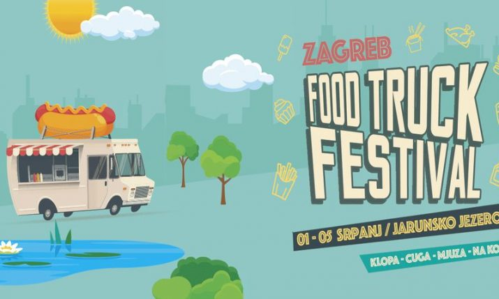 First Croatian Food Truck Festival to take place in Zagreb in July