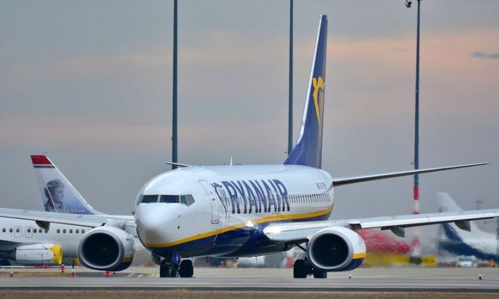 Ryanair to fly to five Croatian airports in September