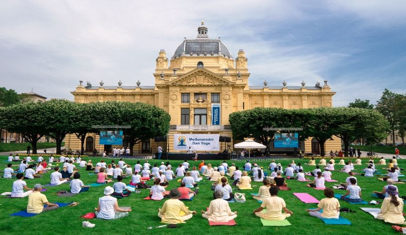 International Day of Yoga to be marked in Zagreb on June 20