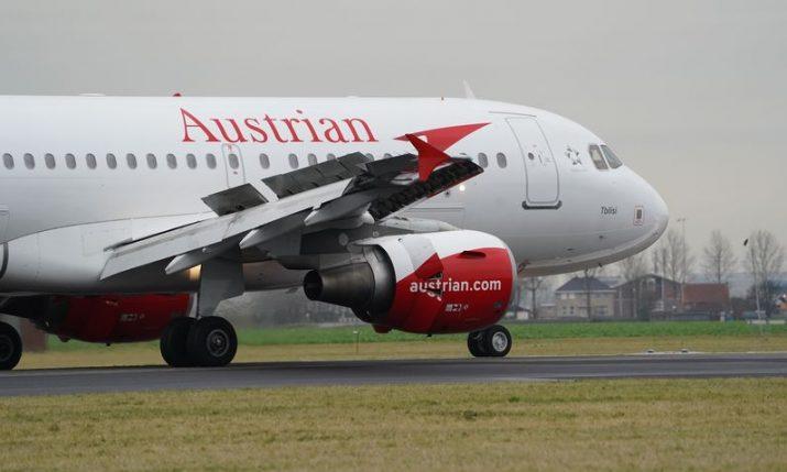 Austrian Airlines suspends Zagreb-Vienna winter service