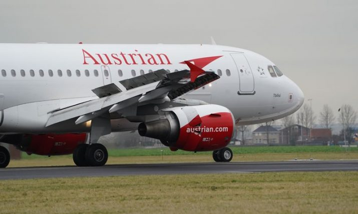 Austrian Airlines recommencing flights to three Croatian cities