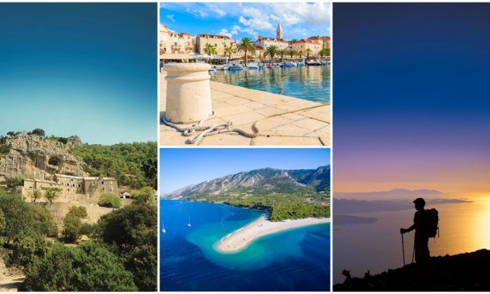 PHOTOS: 10 reasons to visit the island of Brač this summer