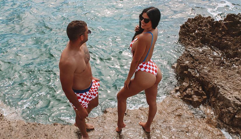 Made in Croatia: Knolldoll  launch men's swimwear – CROshorts