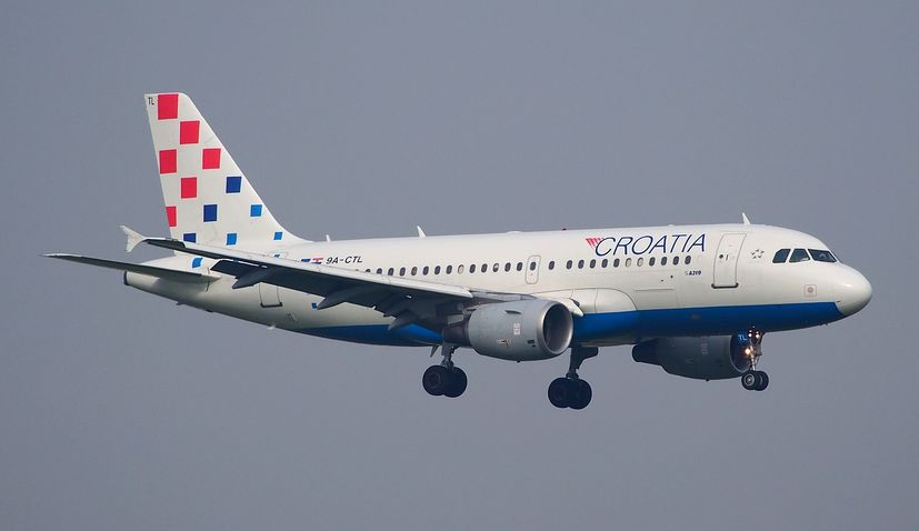 Croatia Airlines restarting flights to a number of European destinations from Zagreb