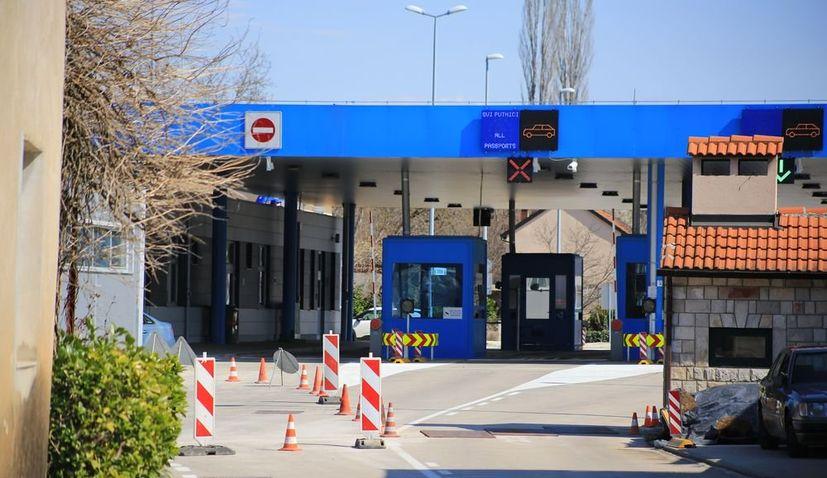 Croatia tightens border controls with Serbia and Bosnia and Herzegovina