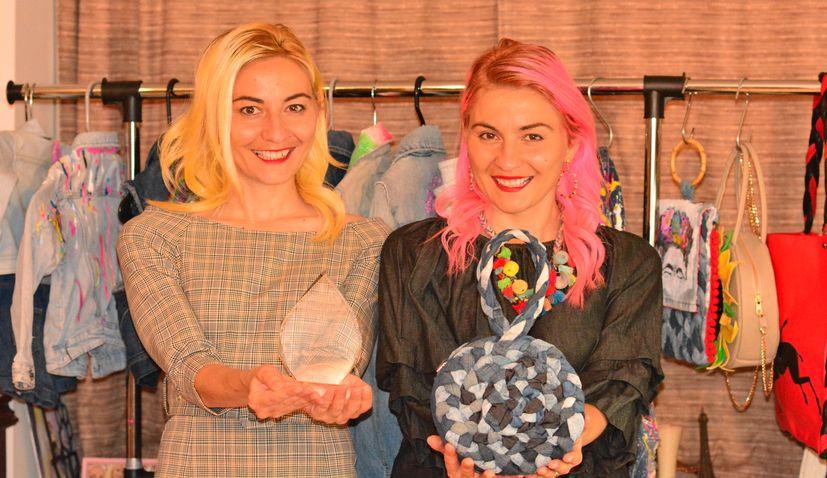 Croatian designers' sustainable handbag wins at Independent Handbag Design Awards