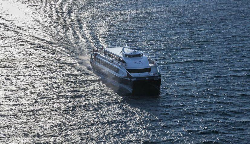 Split-Brač-Hvar-Korčula-Mljet-Dubrovnik fast catamaran service from June 29