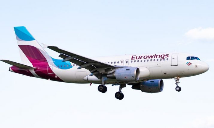 Eurowings to resume more flights to Croatia from July