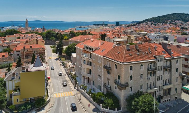 PHOTOS: New heritage hotel opening in Split in June
