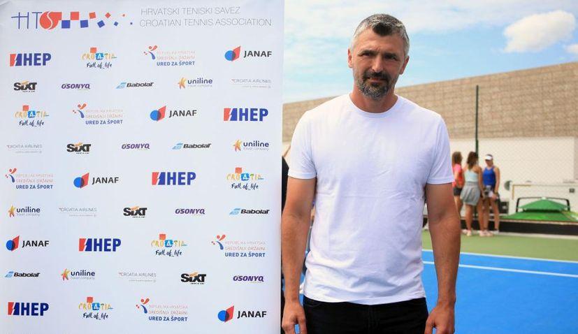 Goran Ivanisevic tests positive for coronavirus
